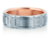 VWD-7909 - a Verragio mens ring.
