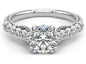 INSIGNIA-7097R - a Verragio engagement ring.