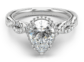 INSIGNIA-7099PS - a Verragio engagement ring.