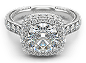 INSIGNIA-7101CU - a Verragio engagement ring.