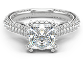 INSIGNIA-7104TRP - a Verragio engagement ring.