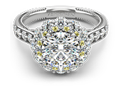 INSIGNIA-7106R - a Verragio engagement ring.