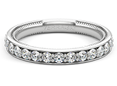 INSIGNIA-7106W - a Verragio wedding ring.