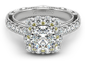 VENETIAN-5080CU - a Verragio engagement ring.
