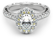 VENETIAN-5080OV - a Verragio engagement ring.