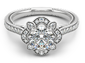 INSIGNIA-7094R - a Verragio engagement ring.