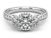 INSIGNIA-7103R - a Verragio engagement ring.