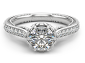 INSIGNIA-7107TR - a Verragio engagement ring.