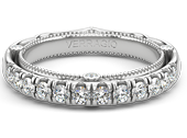 VENETIAN-5080W - a Verragio wedding ring.