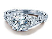 INSIGNIA-7068CU - a Verragio engagement ring.
