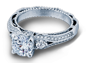 VENETIAN-5021R - a Verragio engagement ring.