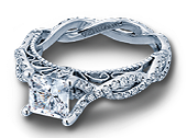 VENETIAN-5031 - a Verragio engagement ring.