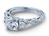 INSIGNIA-7074R - a Verragio engagement ring.