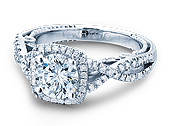 INSIGNIA-7070CU - a Verragio engagement ring.