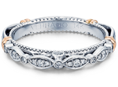 PARISIAN-100W - a Verragio wedding ring.