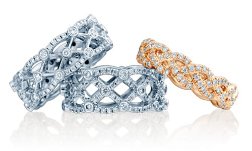 Wedding Rings for Her by Verragio