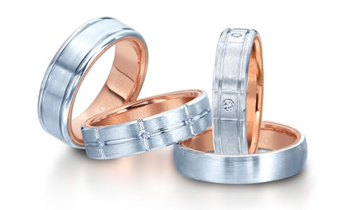 Wedding Bands for Him by Verragio