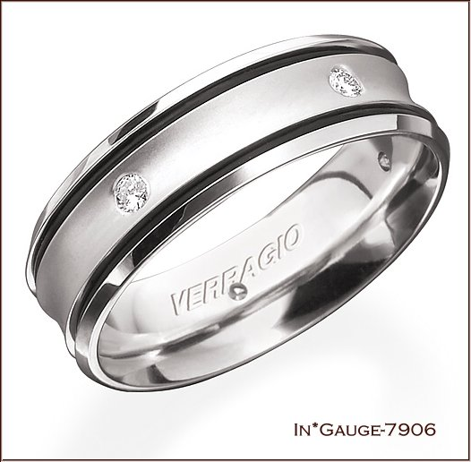 Verragio Men S Band 7906