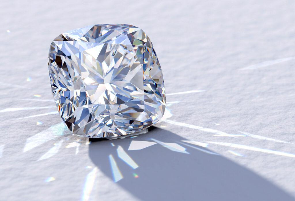 What Is a Cushion Cut Diamond?