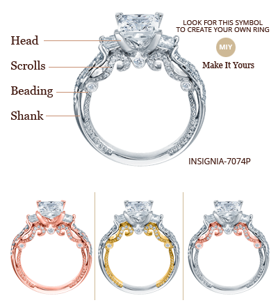 Designer Engagement Rings And Wedding Rings By Verragio